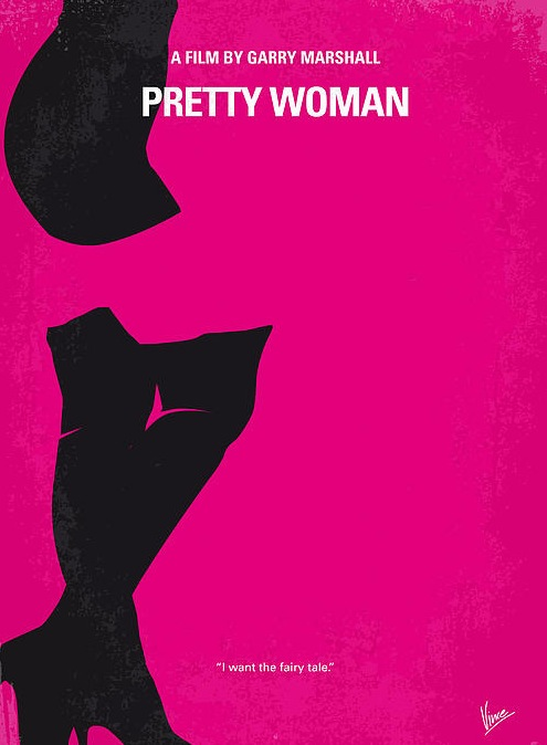 affiche-film-minimaliste-Pretty-Woman