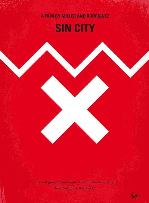 affiche-film-minimaliste-Sin-City
