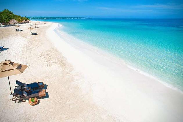 Negril-Beach-Jamaique