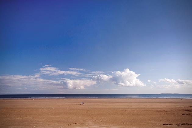 Pendine-Sands-Wales