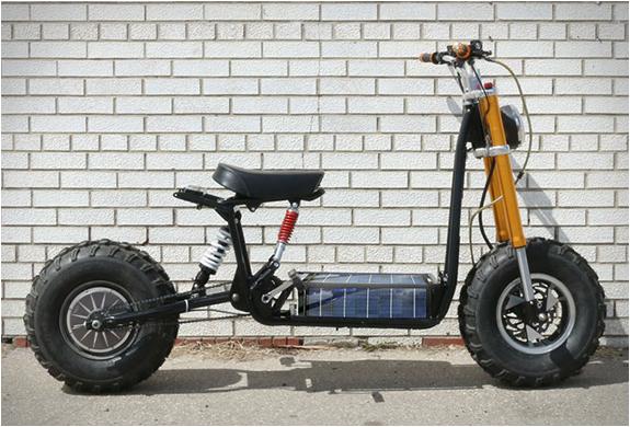 scooter-electrique-urbain