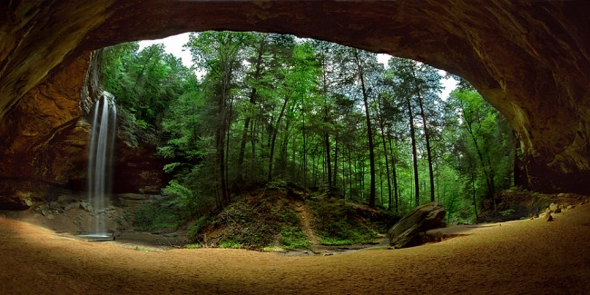 Hocking Hills State Park - Ohio