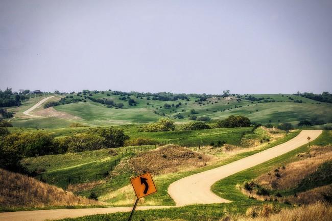 Ashfall Fossil Beds State Historical Park - Nebraska
