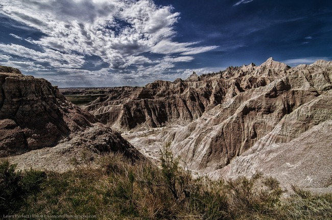 Badlands National Park - Dakota du Sud