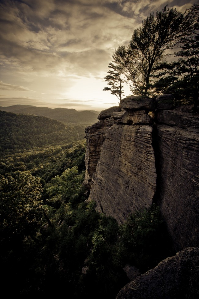 Indian Fort Mountain - Kentucky