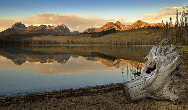 Little Redfish Lake - Idaho