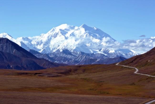 Mount McKinley - Alaska
