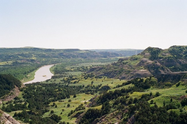 Theodore Roosevelt National Park - Dakota du Nord