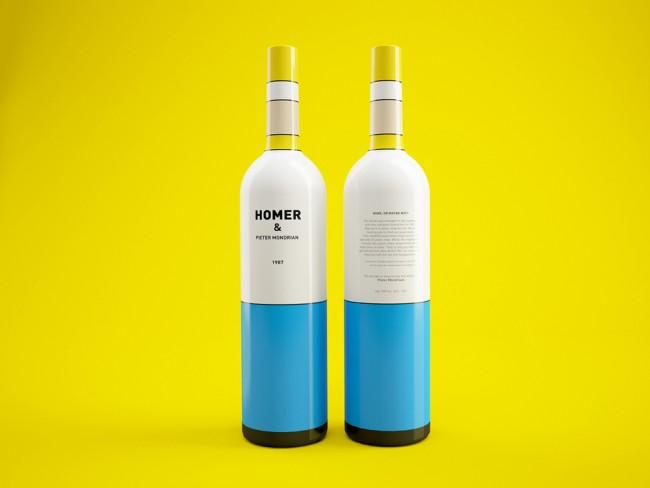 bouteille-vin-hormer-simpson