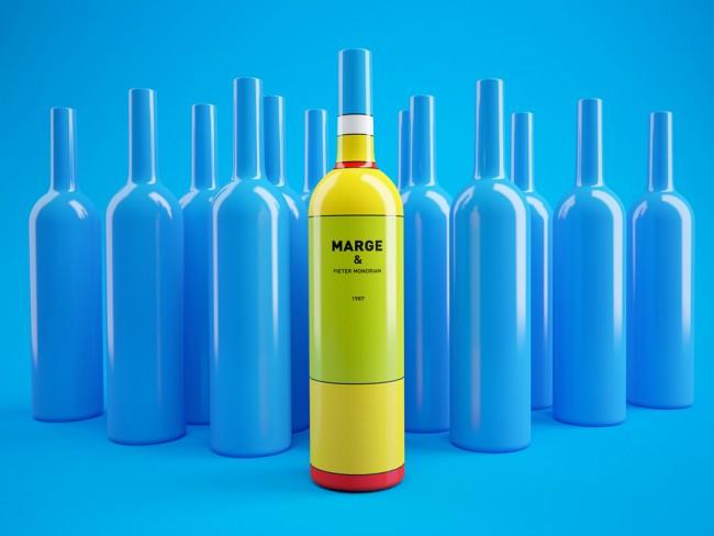 bouteille-vin-marge-simpson