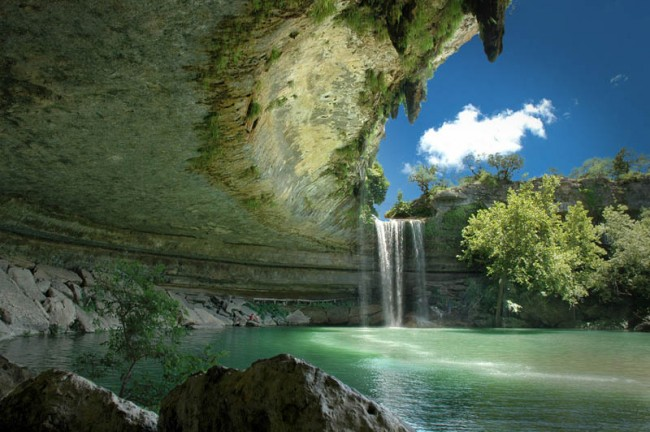 Hamilton Pool Nature Preserve - Texas