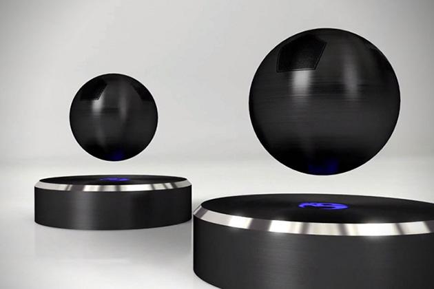 haut-parleur-OM-ONE-Bluetooth-levitation