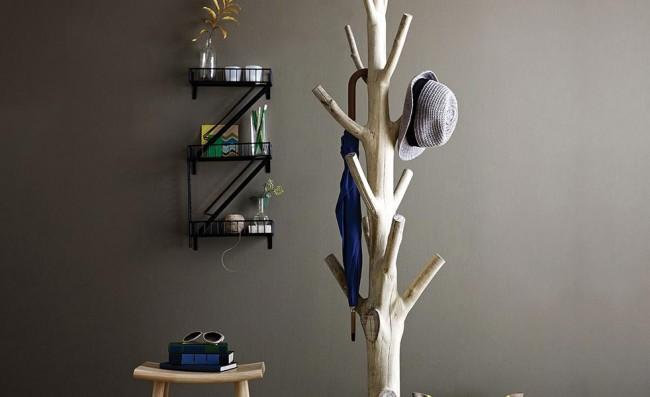 porte-manteau-design-tronc-arbre