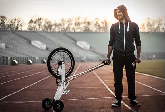 tricycle-halfbike