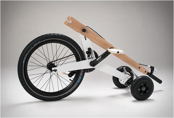 tricycle-pliable