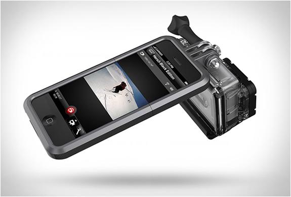 Utiliser votre téléphone comme écran LCD pour votre GoPro