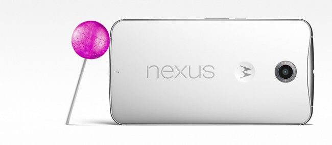 Google Nexus 6 contre iPhone 6