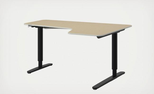 bureau-ikea-bekant-ergonomique