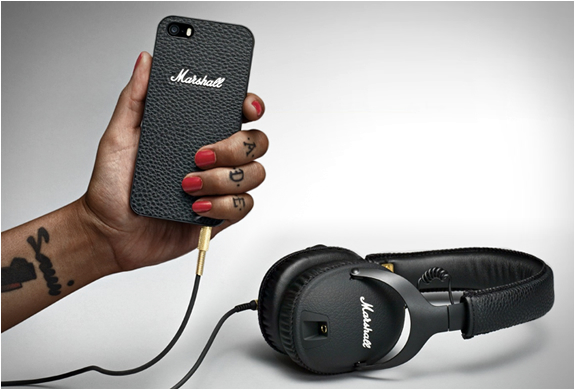 coque iphone 5 marshall
