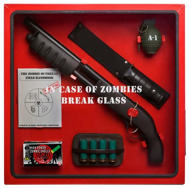 Kit de survie anti-zombies et anti-monstres