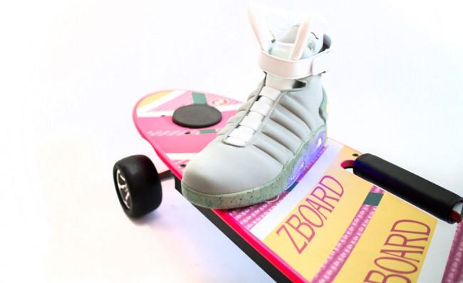 Skateboard électrique ZBoard