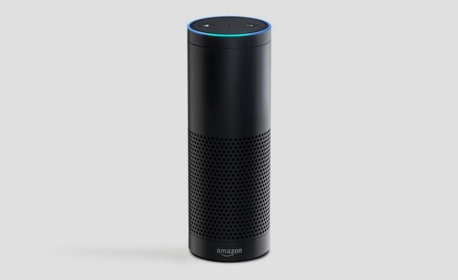 Amazon Echo, une enceinte WiFi et bluetooth avec assistant vocal