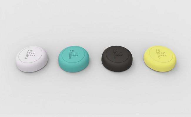 FLIC : Un bouton WiFi pour contrôler votre smatphone