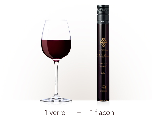 Machine de vin au verre D-Vine