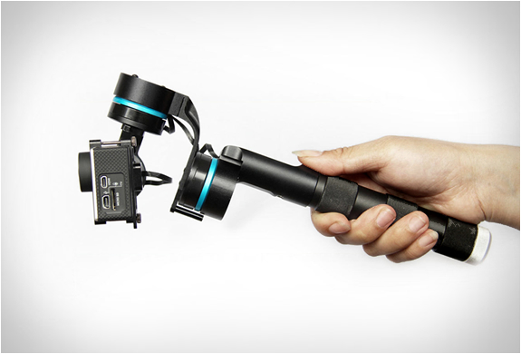 Le meilleur stabilisateur Steadicam pour GoPro
