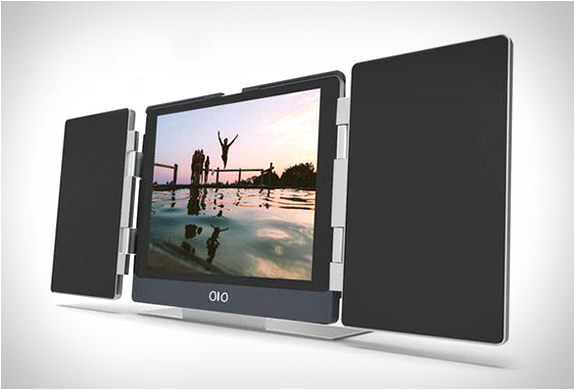 Améliorer le son de votre iPad avec AMP de OIO