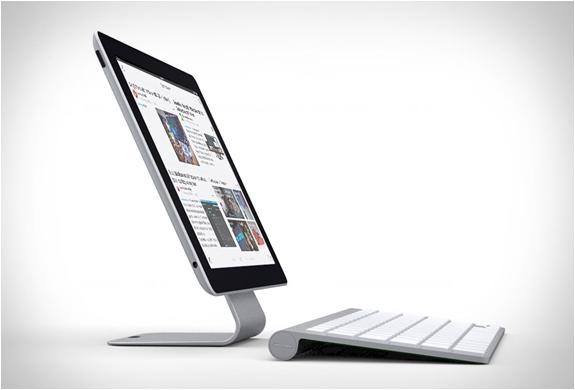 Le plus beau support pour tablettes jamais conçu