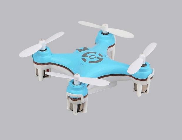 Mini-Drone-quadricoptere-bleu