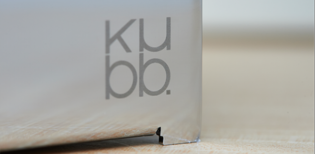 KUBB : Ordinateur en forme de cube