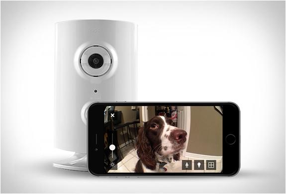 Piper : Caméra de surveillance WiFi facile à installer