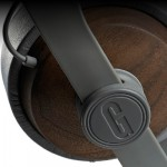 Casque Design en Bois Grain Audio