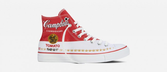 Converse All Star Andy Warhol