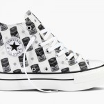 Converse All Star compensee Andy Warhol