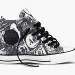 Converse All Star compensee femmes Andy Warhol