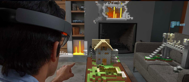 Jeux HoloLens