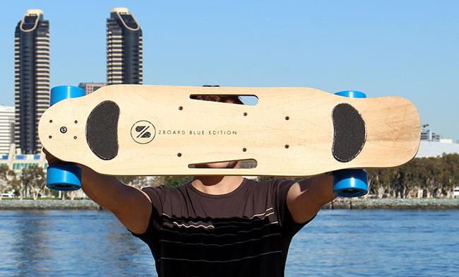 Skateboard-electrique-ZBoard2-09