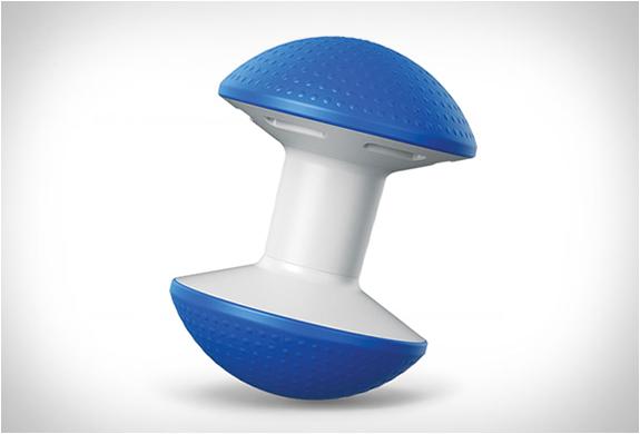 Tabouret ergonomique Ballo Bleu