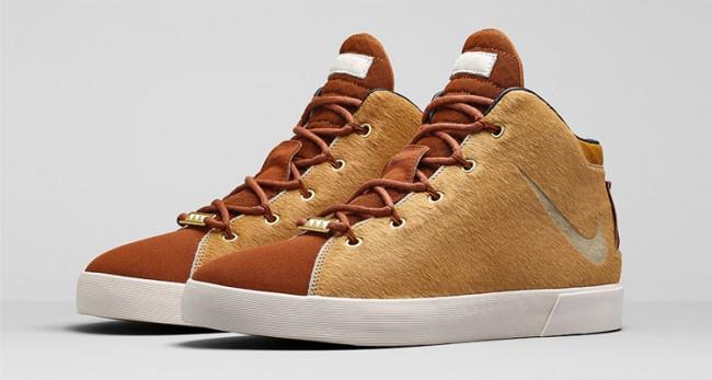 Baskets Nike LeBron 12 Lifestyle Mane