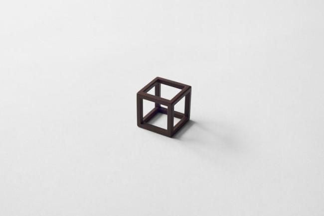 Chocolat design 3D