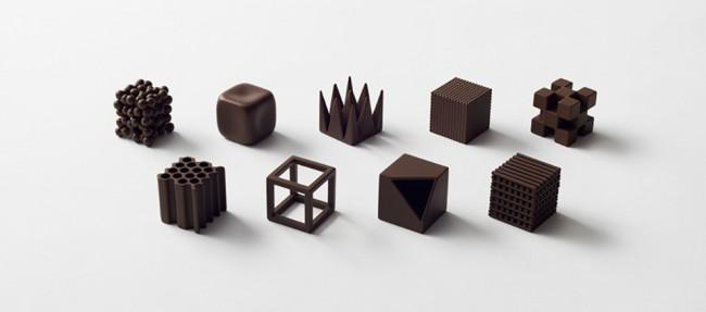 Assortiment de Chocolats Design