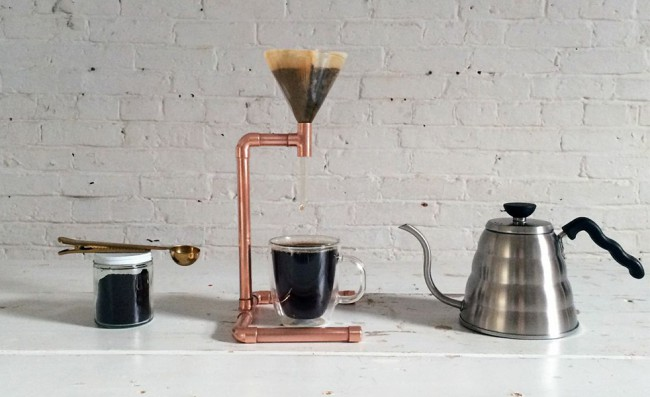 diy cafetiere
