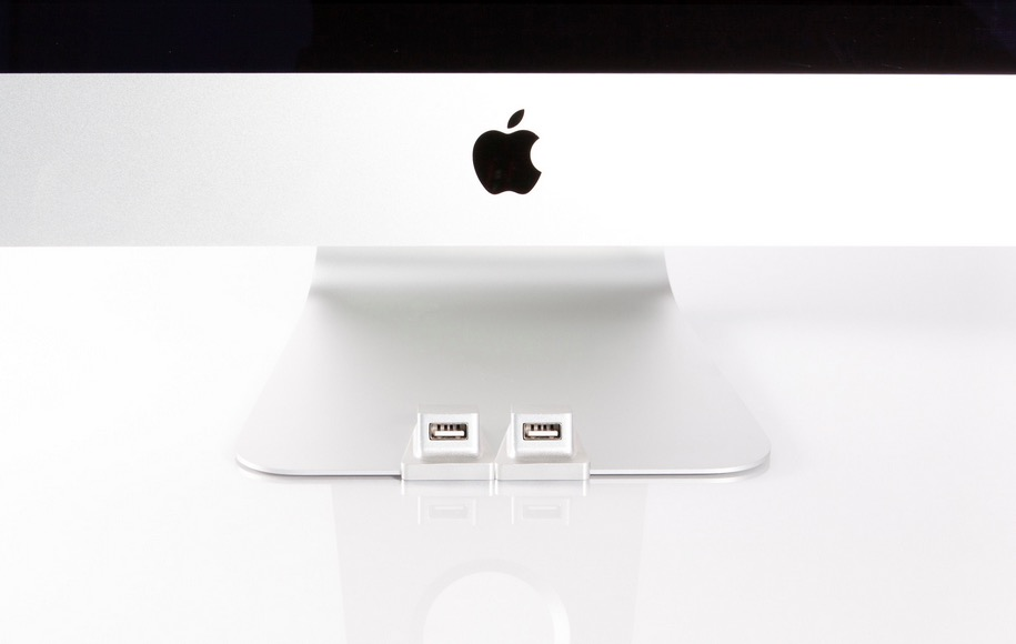 double port USB supplementaire iMac