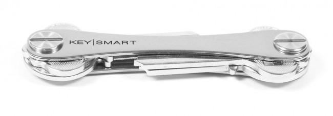 Porte cle intelligent keysmart titanium