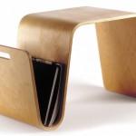 porte-revues-bois-design-chaise