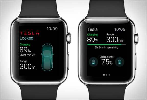 Application Tesla 1