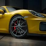 Jantes de Porsche Cayman GT4